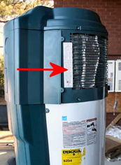 How To Locate And Read Your Rheem Water Heating Serial