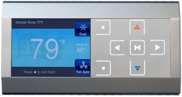 Ruud High-Definition Thermostat