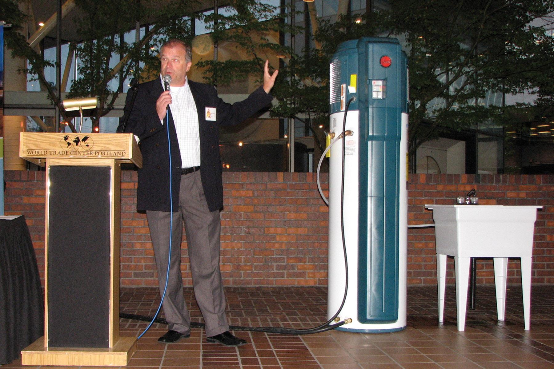 Rheem Heat Pump Water Heater