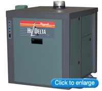 hydronic boilers hi delta acirc reg ss hydronic boilers hd hd specifications