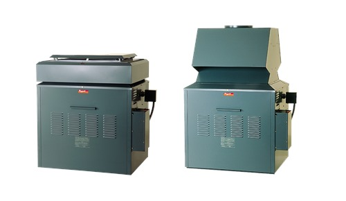 hydronic boilers raytherm acirc reg hydronic boiler  temptracker 2 and 4 stage controllers word