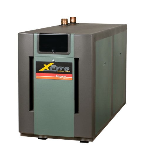 Raypak Hydronic Boilers Xfyre 174 Hydronic Boilers 300a 850a
