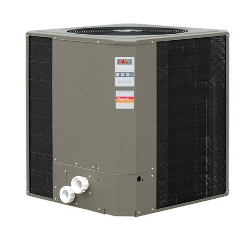 raypak residential pool spa heaters classic series heat pumps classic series heat pumps r5350ti r6350ti r8350