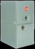 Rheem Complete Split System Straight Cooling 5 Ton 13 SEER 11.2 EER. 13AJM SERIES