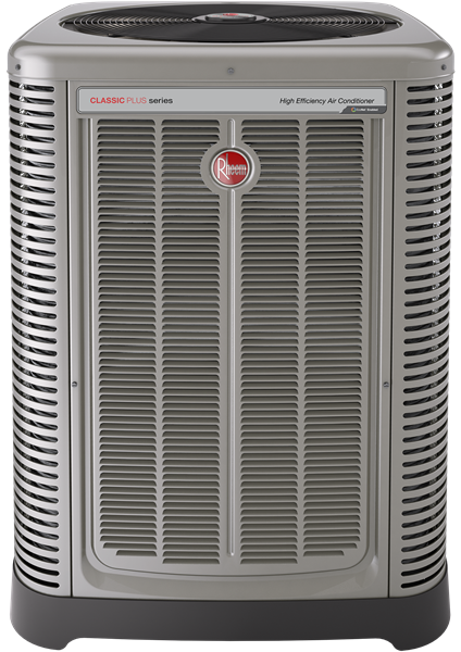 Rheem Classic Plus Series Two Stage Ra17 Series