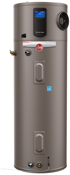 Rheem Professional Prestige Series Hybrid Heat Pump Series