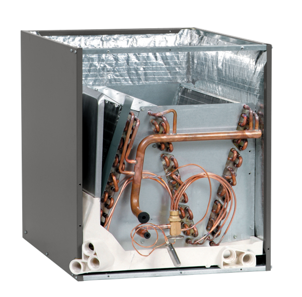 Rheem cased and uncased quot n coil rcfl series