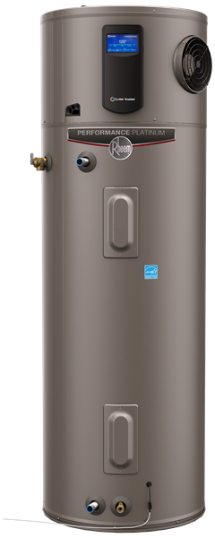 Rheem Performance Platinum Series Hybrid Electric Water