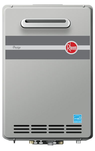 Rheem Professional Prestige Series 84 Outdoor Series