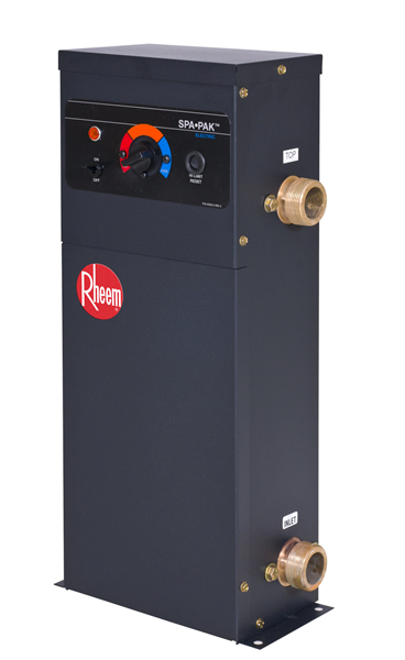 Rheem Electric Spa Pak Heaters Series