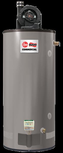 Rheem Hot Water Heaters >> Rheem PowerVent Series