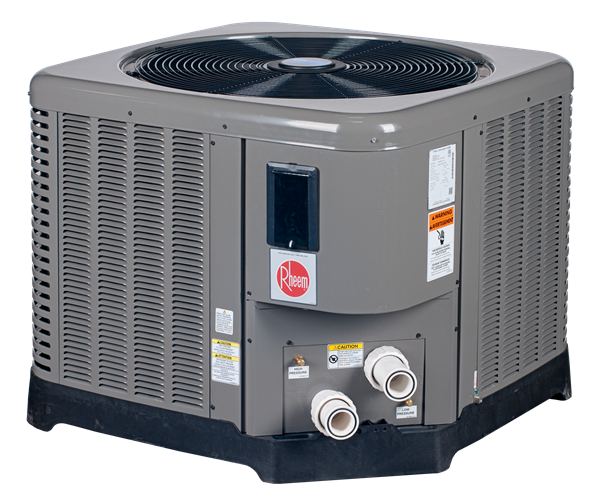Rheem Compact Heat Pump Pool Heaters Series