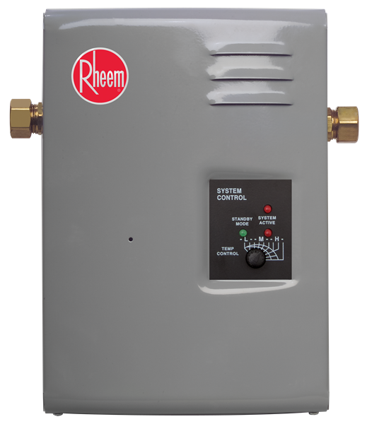 Rheem Tankless Electric RTE 13 Series