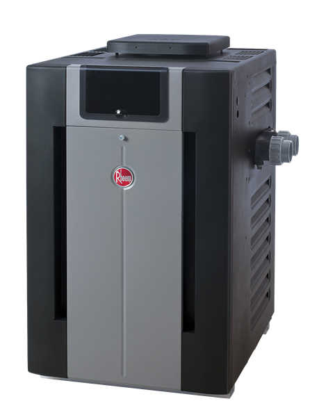 Rheem Digital And Millivolt Pool Spa Heaters Series