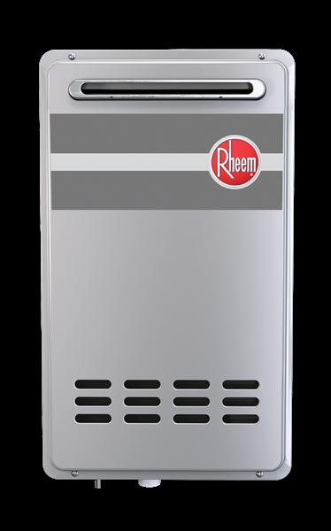 Rheem Tankless Mid Efficiency 95 Outdoor Series